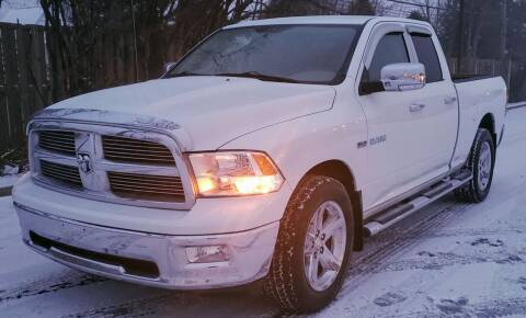 2010 Dodge Ram Pickup 1500 for sale at Nationwide Box Truck Sales / Nationwide Autos in New Lenox IL