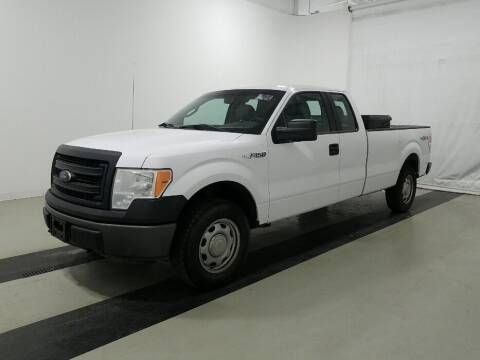 2014 Ford F-150 for sale at Chubbuck Motor Co in Ordway CO