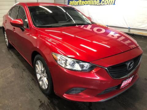 2016 Mazda MAZDA6 for sale at Auto Rite in Cleveland OH