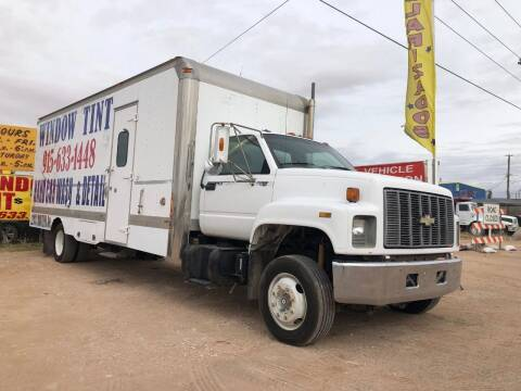 1995 Chevrolet Kodiak for sale at Eastside Auto Sales in El Paso TX