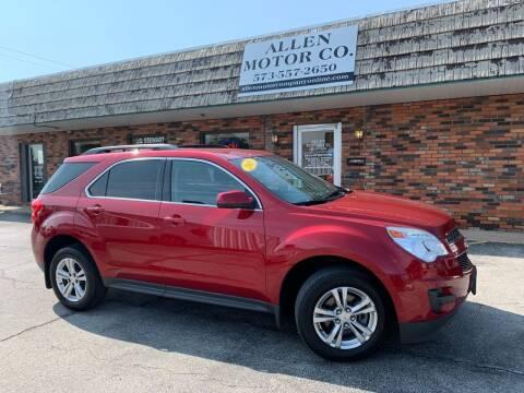 2015 Chevrolet Equinox for sale at Allen Motor Company in Eldon MO