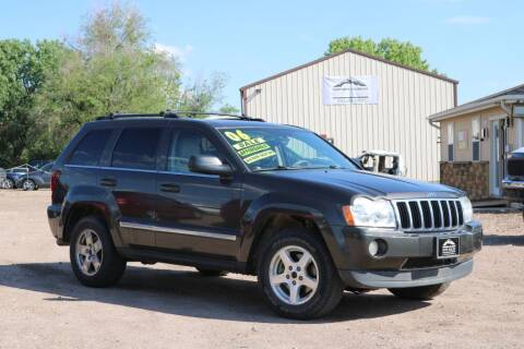 2006 Jeep Grand Cherokee for sale at Northern Colorado auto sales Inc in Fort Collins CO