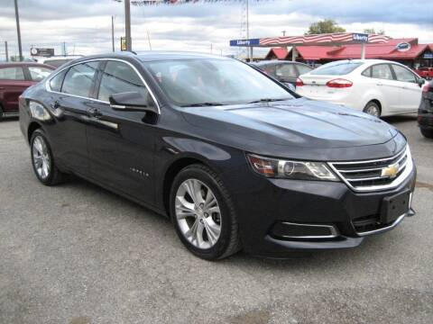 2015 Chevrolet Impala for sale at Stateline Auto Sales in Post Falls ID