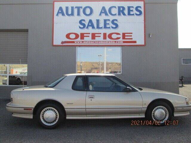 1992 Oldsmobile Toronado for sale at Auto Acres in Billings MT