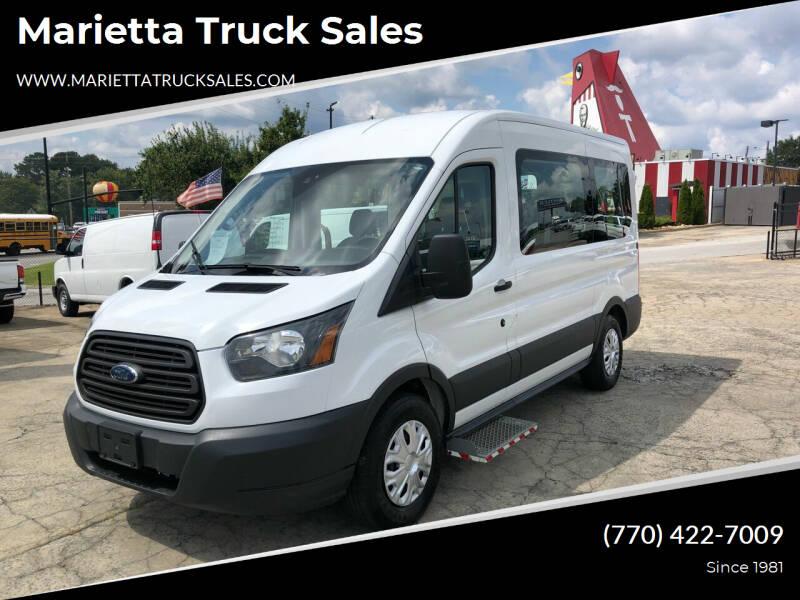 2016 Ford Transit Passenger for sale at Marietta Truck Sales in Marietta GA