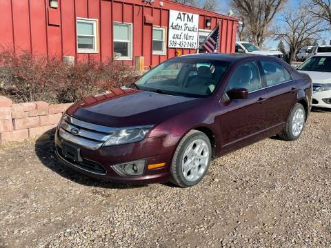 2011 Ford Fusion for sale at Autos Trucks & More in Chadron NE