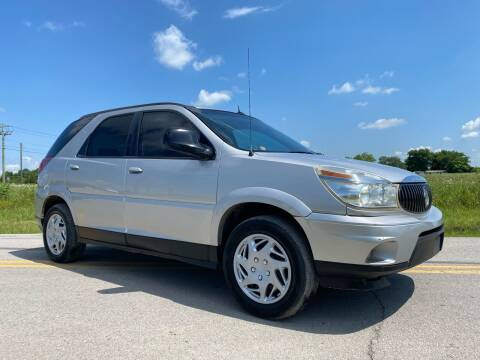 2007 Buick Rendezvous for sale at ILUVCHEAPCARS.COM in Tulsa OK