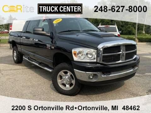 2008 Dodge Ram Pickup 2500 for sale at Carite Truck Center in Ortonville MI