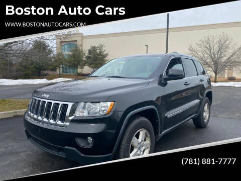 2012 Jeep Grand Cherokee for sale at Boston Auto Cars in Dedham MA