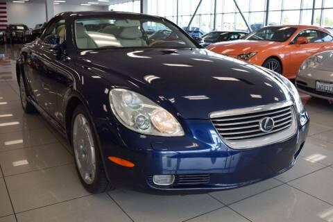 2003 Lexus SC 430 for sale at Legend Auto in Sacramento CA