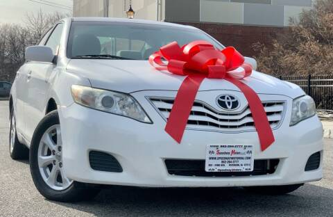 2011 Toyota Camry for sale at Speedway Motors in Paterson NJ