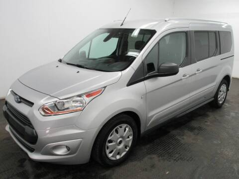 2018 Ford Transit Connect Wagon for sale at Automotive Connection in Fairfield OH