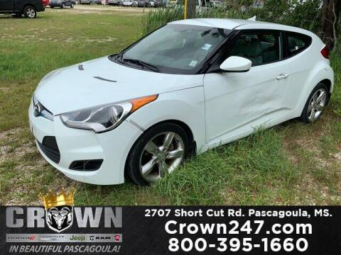 2012 Hyundai Veloster for sale at CROWN  DODGE CHRYSLER JEEP RAM FIAT in Pascagoula MS
