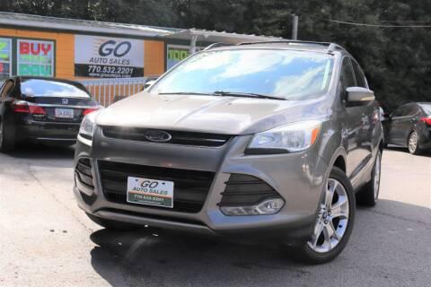 2013 Ford Escape for sale at Go Auto Sales in Gainesville GA