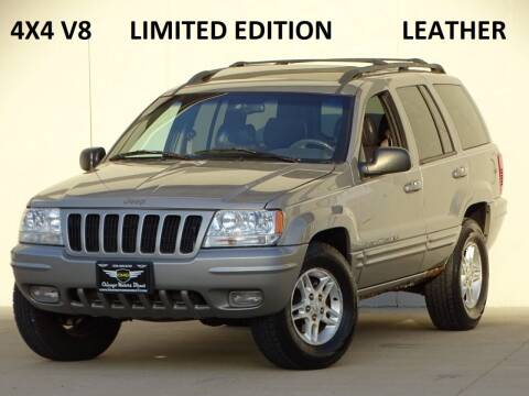2000 Jeep Grand Cherokee for sale at Chicago Motors Direct in Addison IL