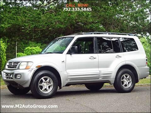2002 Mitsubishi Montero for sale at M2 Auto Group Llc. EAST BRUNSWICK in East Brunswick NJ