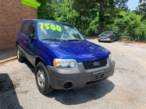 2006 Ford Escape for sale at Super Wheels-N-Deals in Memphis TN