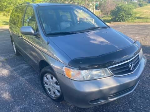 2002 Honda Odyssey for sale at Supreme Auto Gallery LLC in Kansas City MO