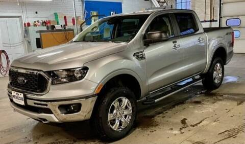 2021 Ford Ranger for sale at Reinecke Motor Co in Schuyler NE