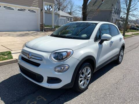 2016 FIAT 500X for sale at Jordan Auto Group in Paterson NJ