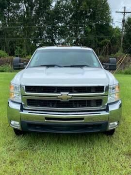 2008 Chevrolet Silverado 3500HD for sale at CAPITOL AUTO SALES LLC in Baton Rouge LA