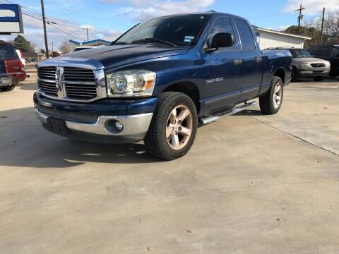 2006 Dodge Ram Pickup 1500 for sale at Texas Auto Broker in Killeen TX