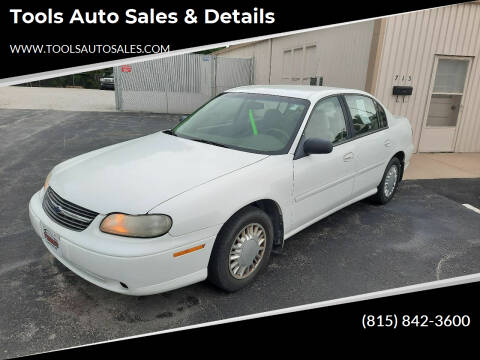 2000 Chevrolet Malibu for sale at Tools Auto Sales & Details in Pontiac IL