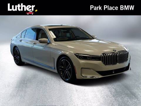 2022 BMW 7 Series for sale at Park Place Motor Cars in Rochester MN