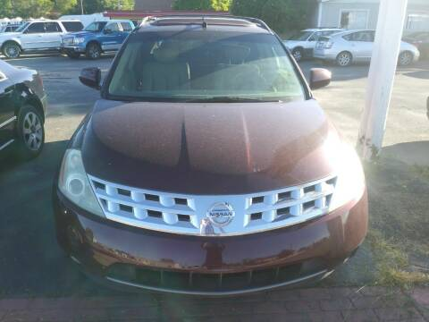 2005 Nissan Murano for sale at Marvelous Motors in Garden City ID