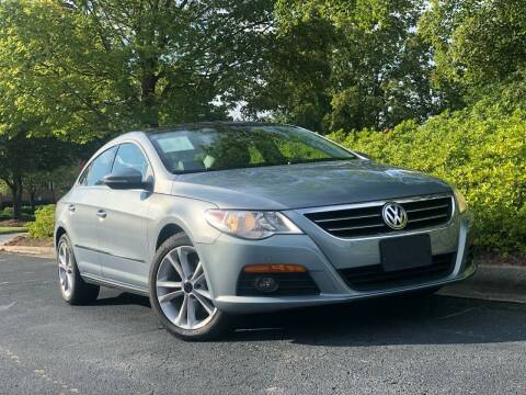 2009 Volkswagen CC for sale at William D Auto Sales in Norcross GA