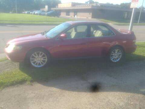 2002 Honda Accord for sale at D & D Auto Sales in Topeka KS