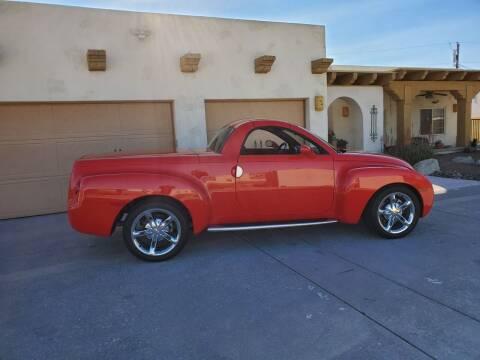 2005 Chevrolet SSR for sale at ACE AUTO SALES in Lake Havasu City AZ