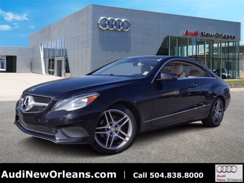 2014 Mercedes-Benz E-Class for sale at Metairie Preowned Superstore in Metairie LA