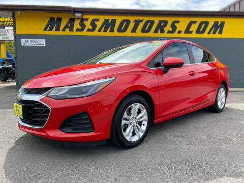 2019 Chevrolet Cruze for sale at M.A.S.S. Motors - MASS MOTORS in Boise ID