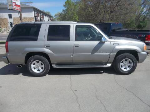 1999 Cadillac Escalade for sale at A Plus Auto Sales/ - A Plus Auto Sales in Sioux Falls SD