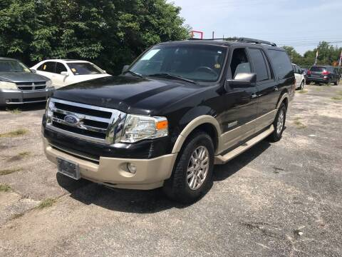 2007 Ford Expedition EL for sale at K-M-P Auto Group in San Antonio TX
