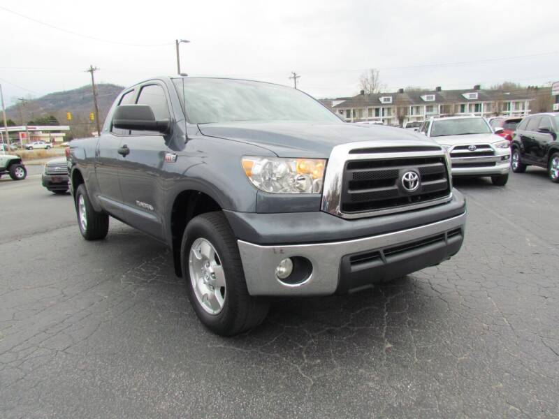 2010 Toyota Tundra for sale at Hibriten Auto Mart in Lenoir NC