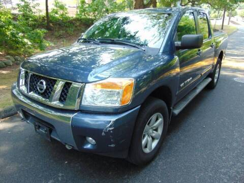 2014 Nissan Titan for sale at Lakewood Auto in Waterbury CT