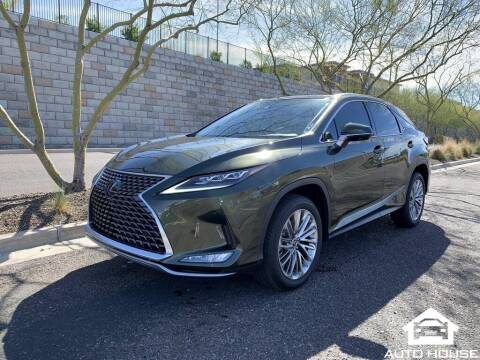 2020 Lexus RX 350 for sale at AUTO HOUSE TEMPE in Tempe AZ
