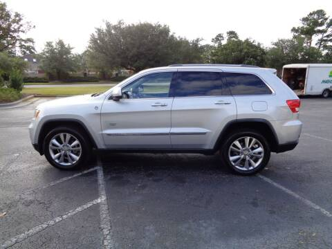 2011 Jeep Grand Cherokee for sale at BALKCUM AUTO INC in Wilmington NC