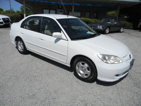 2005 Honda Civic for sale at North American Motor Company in Fort Worth TX