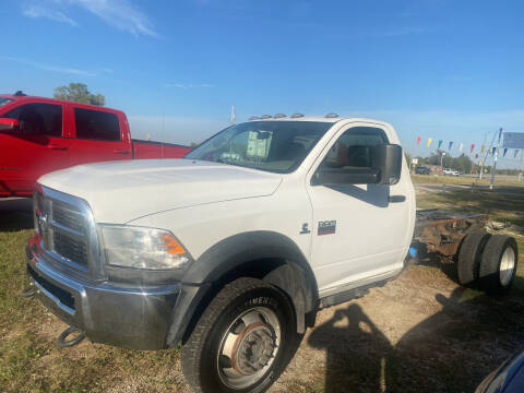 2012 RAM Ram Chassis 5500 for sale at Car Solutions llc in Augusta KS