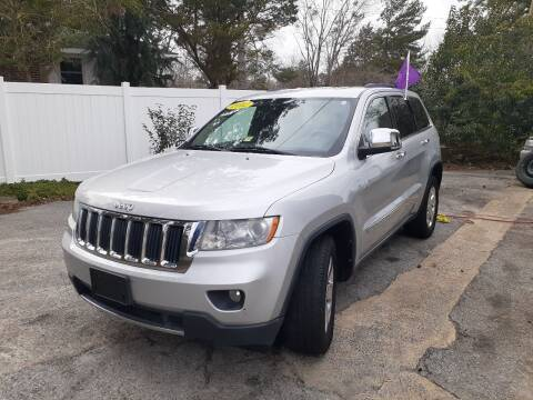 2012 Jeep Grand Cherokee for sale at PIRATE AUTO SALES in Greenville NC