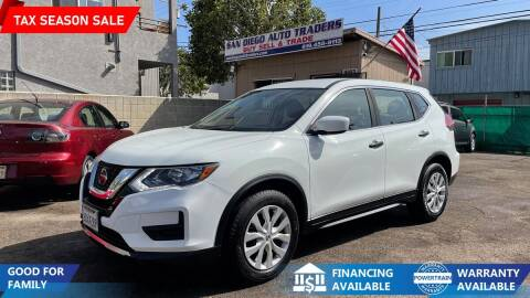 2018 Nissan Rogue for sale at San Diego Auto Traders in San Diego CA