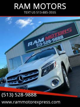 2018 Mercedes-Benz GLA for sale at RAM MOTORS in Cincinnati OH