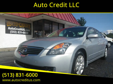 2009 Nissan Altima for sale at Auto Credit LLC in Milford OH