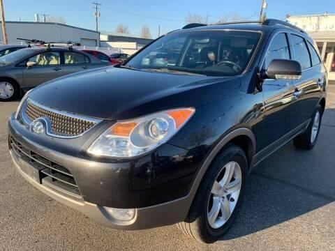 2008 Hyundai Veracruz for sale at RABI AUTO SALES LLC in Garden City ID