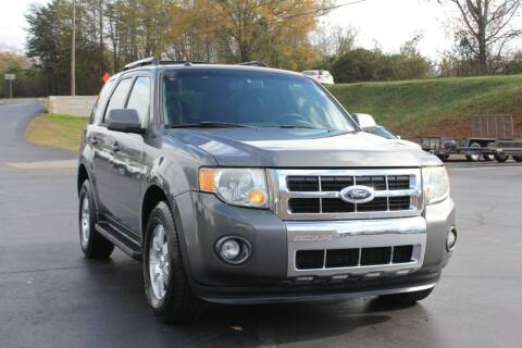 2011 Ford Escape for sale at Baldwin Automotive LLC in Greenville SC