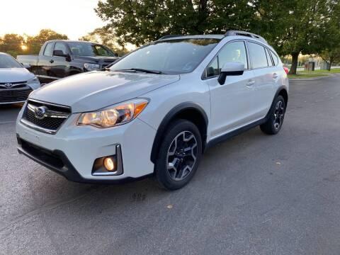 2017 Subaru Crosstrek for sale at VK Auto Imports in Wheeling IL