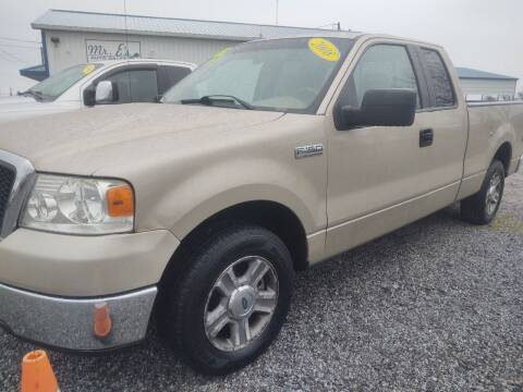 2008 Ford F-150 for sale at Mr E's Auto Sales in Lima OH